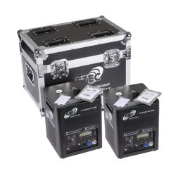 ETEC FX1 SPARK MACHINE with Flightcase and Spark Granules