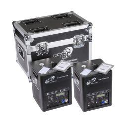 ETEC FX1 SPARK MACHINE mit Flightcase und Spark Granulat